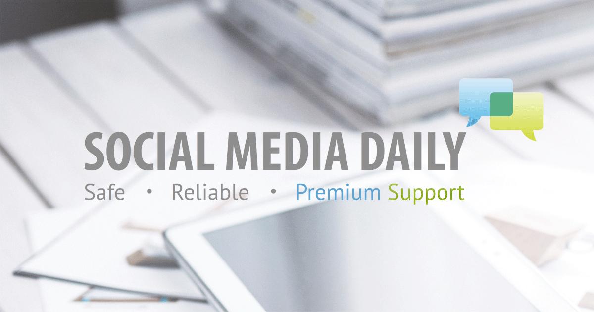 Social Media Daily